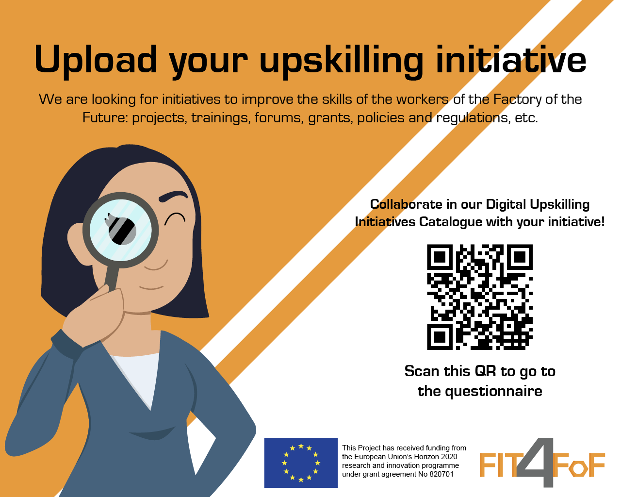 We are looking for upskilling initiatives! en Making our Workforce